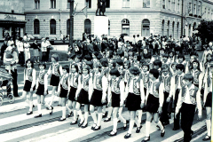 choral compatition - 1978